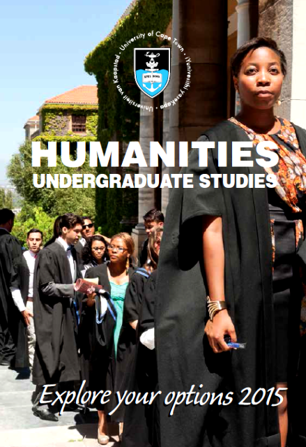 Click here to access the Humanities Faculty Undergraduate Studies Guide